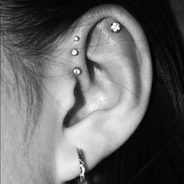 triple helix. doing this before school
