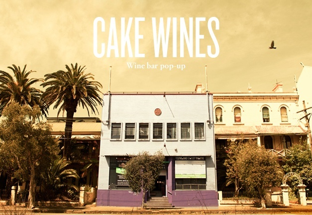 Yay Cake Wines pop up extended through November