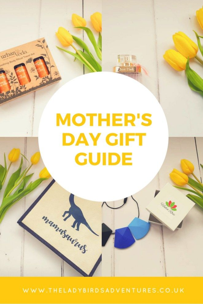 Mother's day gift guide. Lots of inspiration for gifts for mum. #mothersday #mothersdaygift