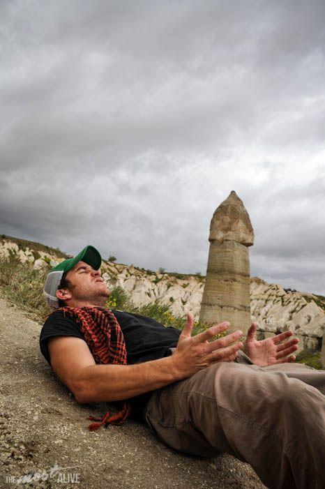 "The Cappadocia Series: ""Love Valley"" – When Nature Gets Pornographic"