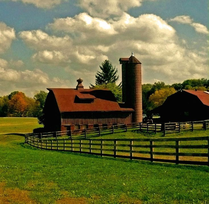17 best images about barns with cows on pinterest for Ranch and rural living
