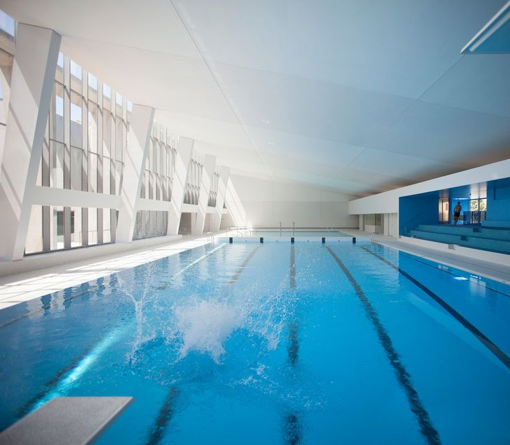 Captivating Gallery Of Swimming Pool Extension In Bagneux / Dominique Coulon U0026 Associés    19