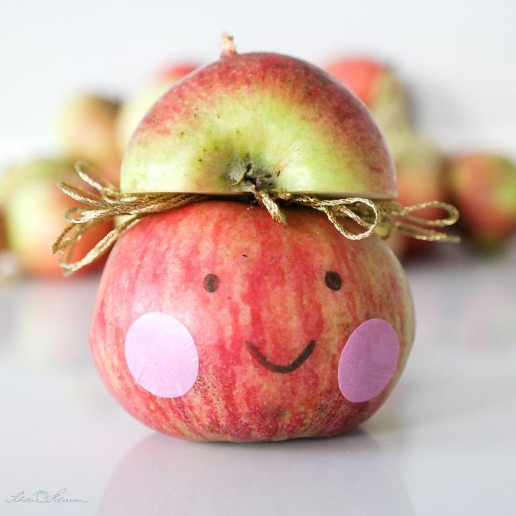 Last Minute Geschenkidee frecher Apfel