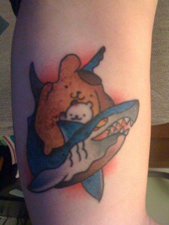 Purin Tattoo