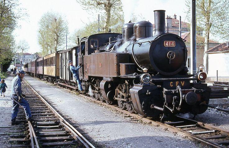 Trains du Vivarais dit Le Mastou (France)
