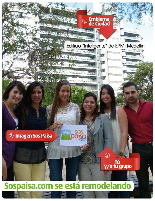 Campaña Sos Paisa.com