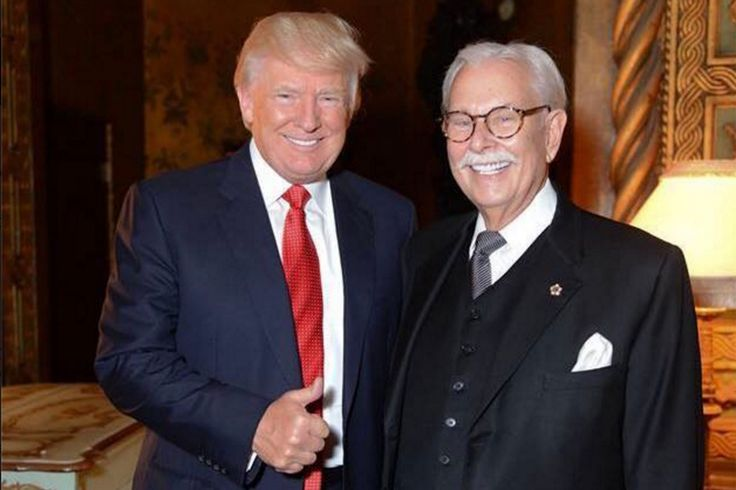 Trump's Butler Hates 'Negroes,' Wanted to 'Carpet Bomb' Ferguson, Called 'Killery' Clinton a 'C**t': Trump's Mar-a-Lago butler seemed like a nice old man in a New York Times profile earlier this year. But his Facebook page reveals a racist, Hillary Clinton-hating monster.