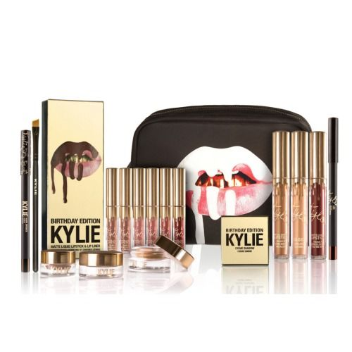 Buy Kylie Cosmetics Kylie Jenner Birthday Collection Bundle Limited Edition in US, UK, Germany at Great Prices   JadoPado   A marketplace for people around the world to buy and sell great stuff