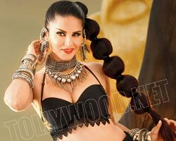 Hyderabad Fans hurt with Sunny Leone