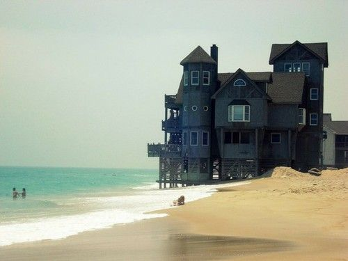 Beach House Hatteras Island North Carolina
