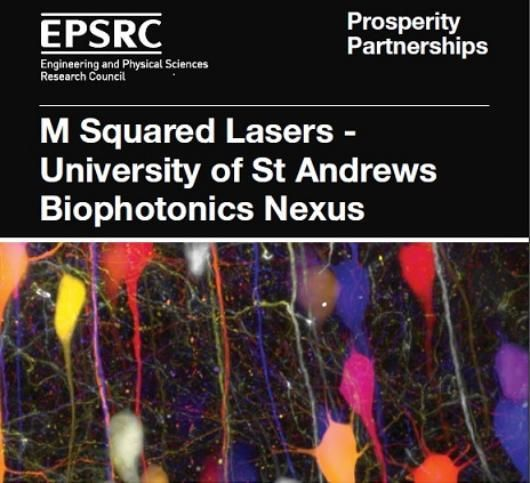 Innovative research using ultra-pure lasers, led by the University of St Andrews and M Squared, could benefit researchers looking for new ways to diagnose and treat dementia and cancer. Laser-based imaging techniques using light scattering will be applied in medical research for early diagnosis...
