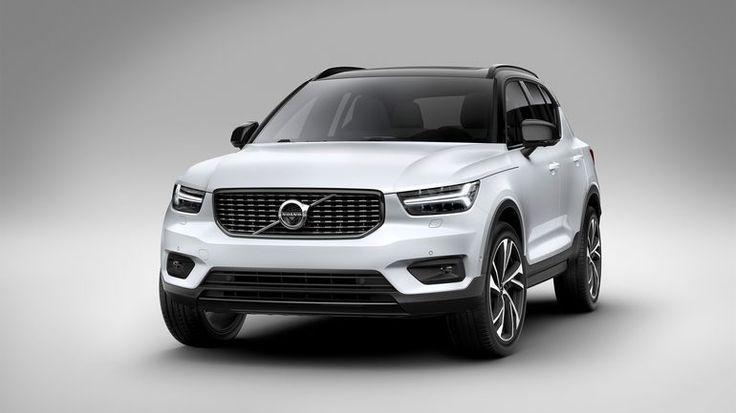 Volvo XC40 - 2018 www.deneoto.com