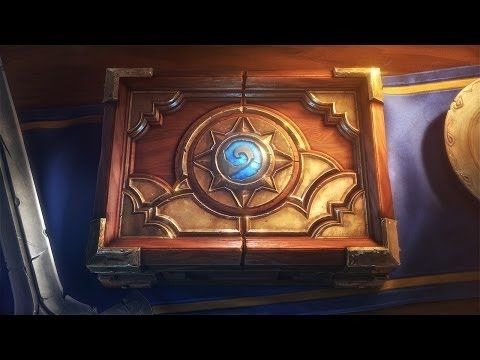 Hearthstone: Heroes of Warcraft Cinematic - YouTube