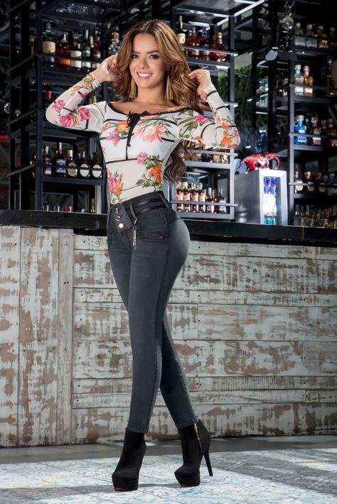 38f1073b1289 In You Jeans es la mejor marca de Jeans Colombianos Levanta Cola ...