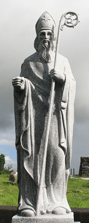 St. Patrick biography from Loyola Press