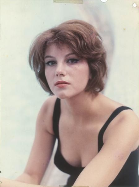 Stefania Sandrelli Archivio fotografico Cineteca Nazionale