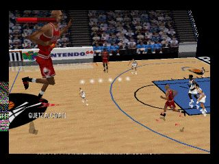 funny video game glitch basketball giant