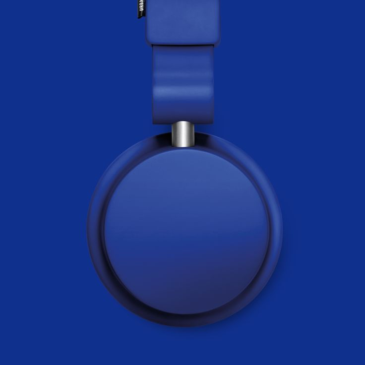 Urbanears Zinken Headphones in Cobalt