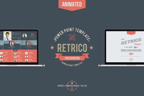 Retrico: vintage slides by TIT0 on @creativemarket