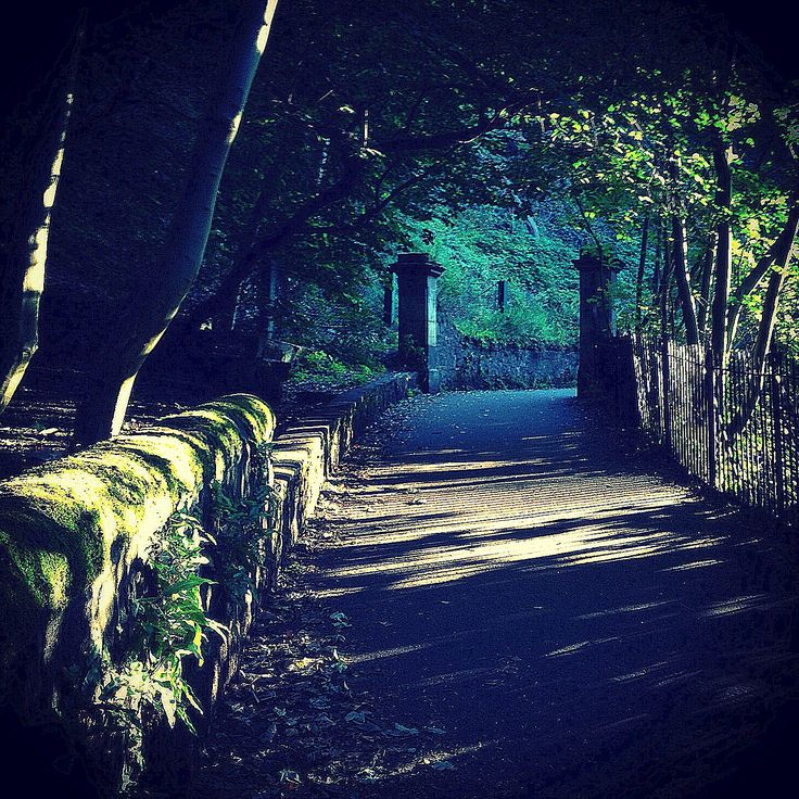 Walk between Stockbridge and Dean Village #Edinburgh #SCOTLAND
