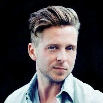 Ryan Tedder Billboard Outake. He is perfect!!