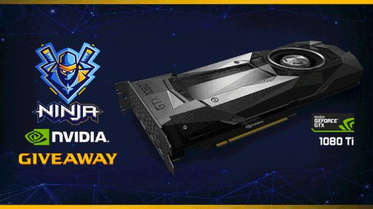 NVIDIA GeForce GTX 1080 Ti: Founder's Edition Giveaway  Ends 2/21 @ 11:59 pm PST - Open to everyone worldwide