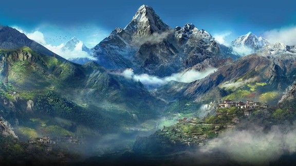 Far Cry 4 #wallpaper #farcry #ubisoft #fps