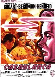 Image result for casablanca movie poster