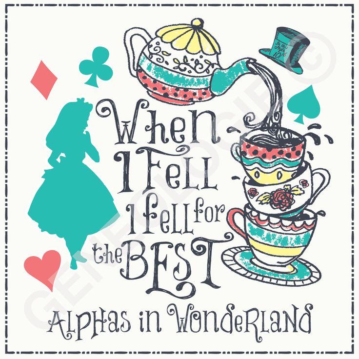 Geneologie | Greek Tee Shirts | Greek Tanks | Custom Apparel Design | Custom Greek Apparel | Sorority Tee Shirts | Sorority Tanks | Sorority Shirt Designs | Sorority Shirt Ideas | Greek Life | Hand Drawn | Sorority | Sisterhood | Slogan | Quote | Alpha | Wonderland | Alice