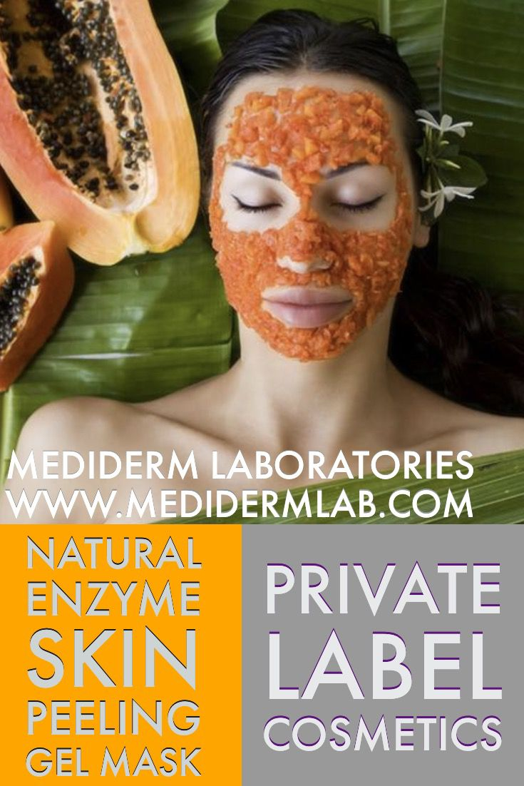 Private Label Skin Care Oem Cosmetic Manufacturing Check Our Website For Low Minimum Stock Private La With Images Private Label Skin Care Natural Face Mask Peeling Mask