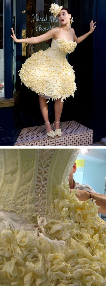 Weird wedding dresses - 6 dresses guaranteed to shock and impress