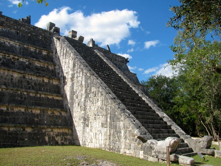 https://flic.kr/p/u5x4sX | El Osario, Chichén Itzá | Yucatán, México