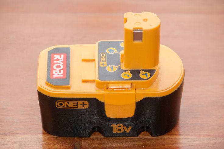 How to Fix 18V Ryobi Batteries