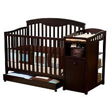 99% sure this is the crib im getting for baby...girl or boy :) i love all the storage