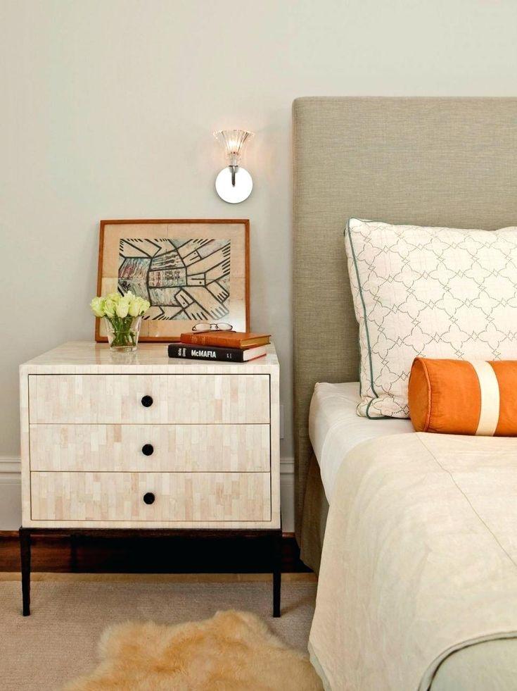 Kreative Ideen Für Nachttische Nachttisch Schlafzimmer