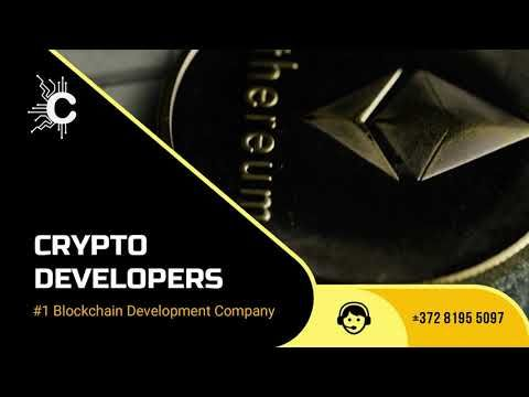 Best devs in cryptocurrency