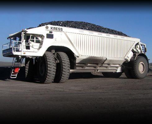 Kress Coal Haulers Aerial & Scissor Lift Training OSHA & ANSI Compliant www.scissorlift.training