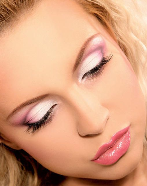 Make-up for the person