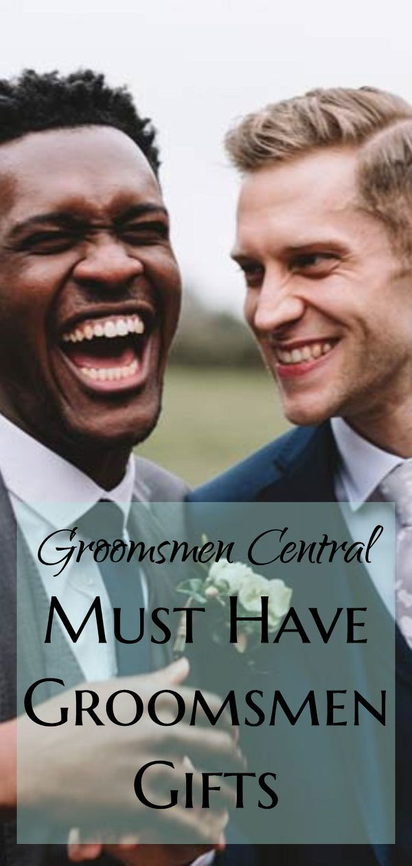 Must Have Gifts For Groomsmen And The Best Man Groomsmen Gifts