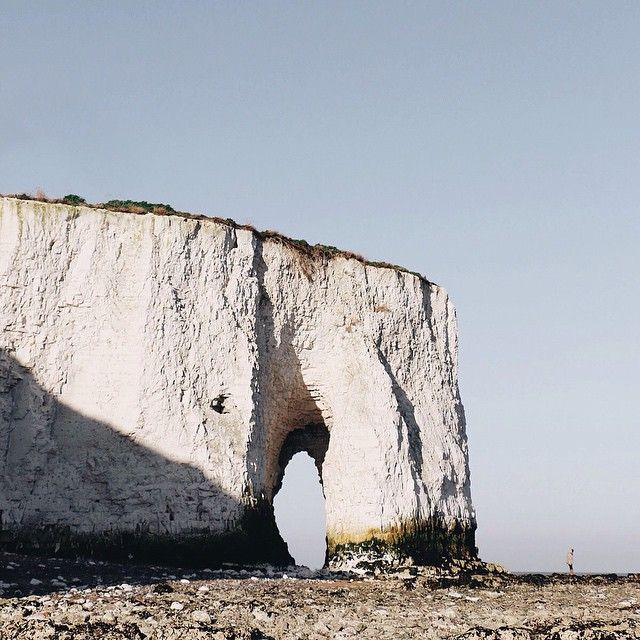 Botany Bay, Kent. Botany Bay is such a beautiful place! I live within an hours drive so I've visited many times!