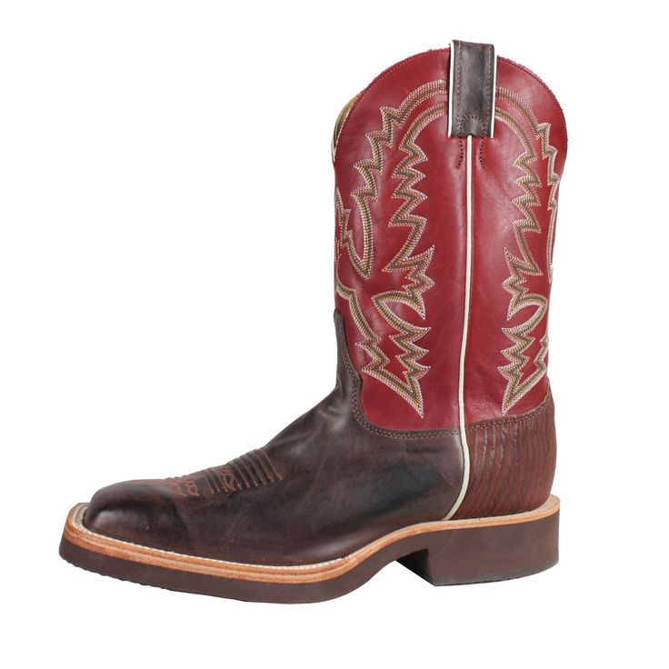 Western Boots Justin Shark