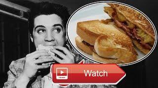 El Sandwich de Elvis Presley Peanut Butter Banana Sandwich  MI WEB Hoy os enseo a preparar el que siempre fue el Sandwich favorito de Elvis Presley ste tiene de nombre Peanut