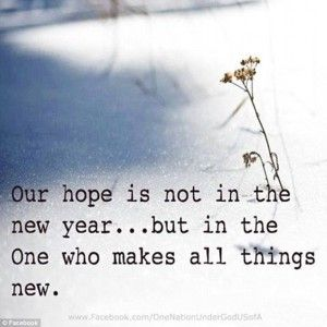 christian new year quotes - Google Search