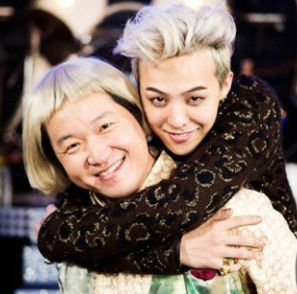 CUTEST BROMANCE: G-Dragon and Jung Hyung Don