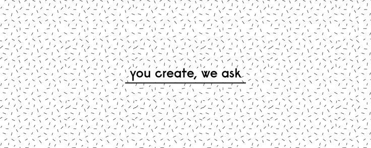 intern-view // you create, we ask // www.intern-view.cz