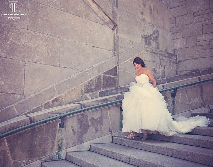 Pierre Robinson Photographe  I love my dress