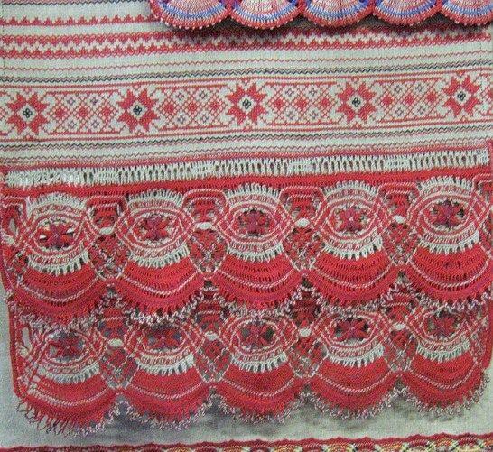 Russian Mikhaylov bobbin lace. #Russian #bobbin #lace