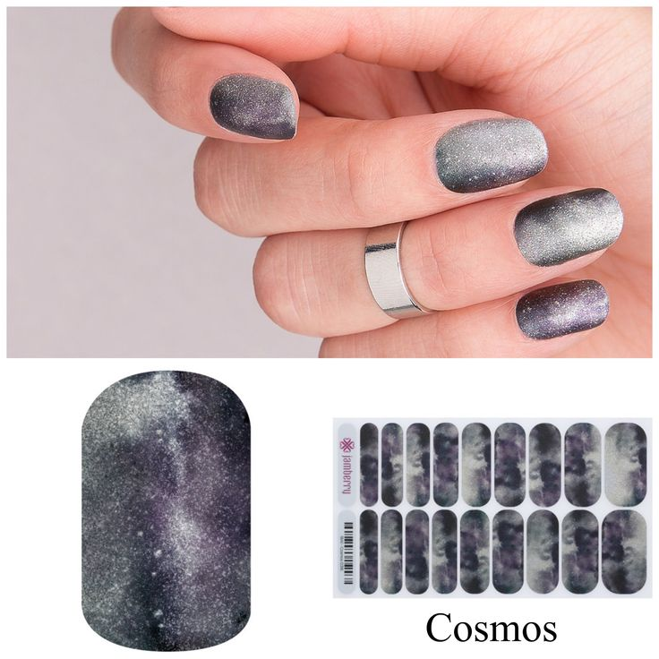 Nail Polish Catalog: Gorgeous New Jamberry Nail Wrap Design From The Fall