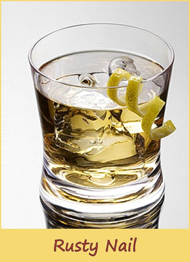Rusty Nail Image source:http://foodviva.com/classic-cocktails/rusty-nail-drink/ Ingredients 1 1/2 oz scotch whisky 3/4 oz Drambuie ice cubes Preparation Add the ingredients into an old fashioned glass with ice cubes. Stir, garnish with lemon twist and serve. L'articolo Rusty Nail sembra essere il primo su Out 4 Food. Continue reading... The post Rusty Nail appeared first on All The Food That's Fit To Eat .