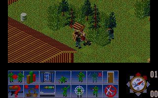 AtariCrypt: Sabre Team
